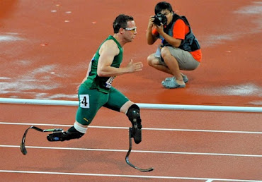 Oscar Pistorius-Olympic Games - London 2012