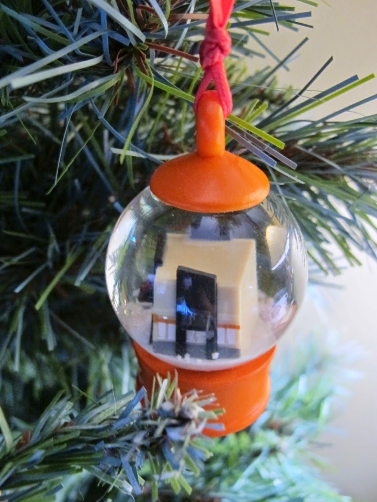 A Dunkin Donuts Christmas Tree Ornament Every Year  Of Course Now That  We Have Sold The House In America To Look At Them Makes Me Very Nostalgic
