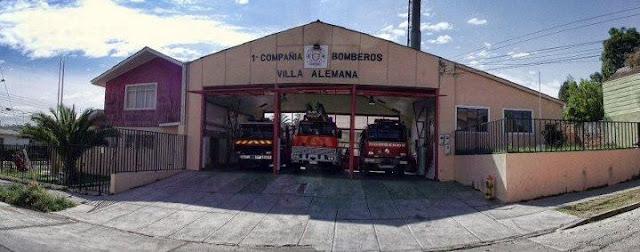 PRIMERA COMPAÑIA DE BOMBEROS DE VILLA ALEMANA