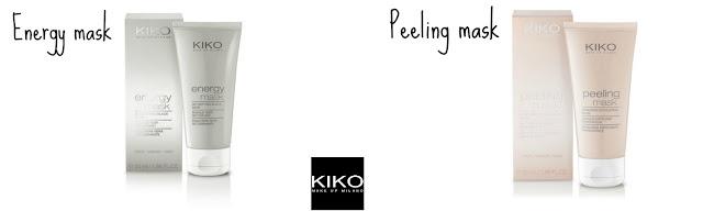 peeling energy mask soin visage kiko
