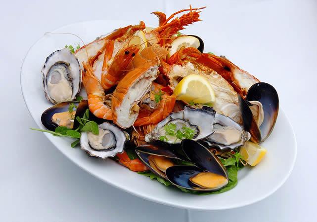 seafood selenium