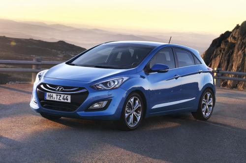 car i Hyundai I30 2014