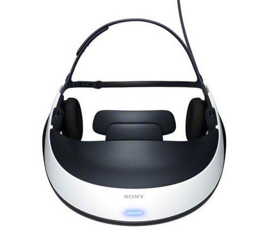 3D ochki Sony HMZ-T1
