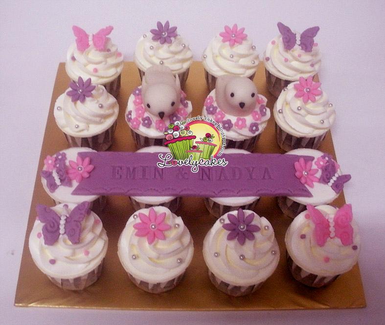 Cupcake Keju Dan Snack Box Untuk Ultah Jasmin Ã...