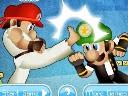 Mario Street Fight   Juegos15.com