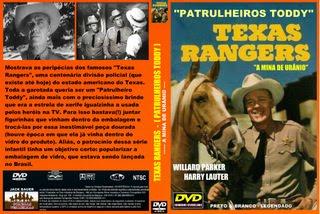 TEXAS RANGERS (PATRULHEIROS TODDY) - A MINA DE URÂNIO
