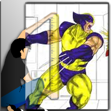 How tall is Wolverine (James Howlett)?