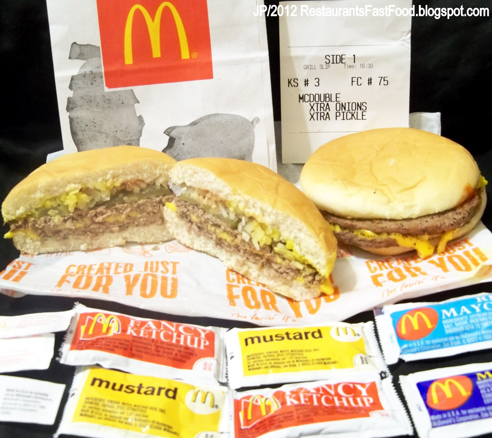 Sandy S Fast Food Restaurant