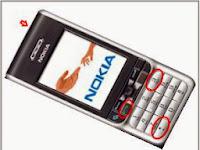 Cara Reset Ponsel Nokia Syambian