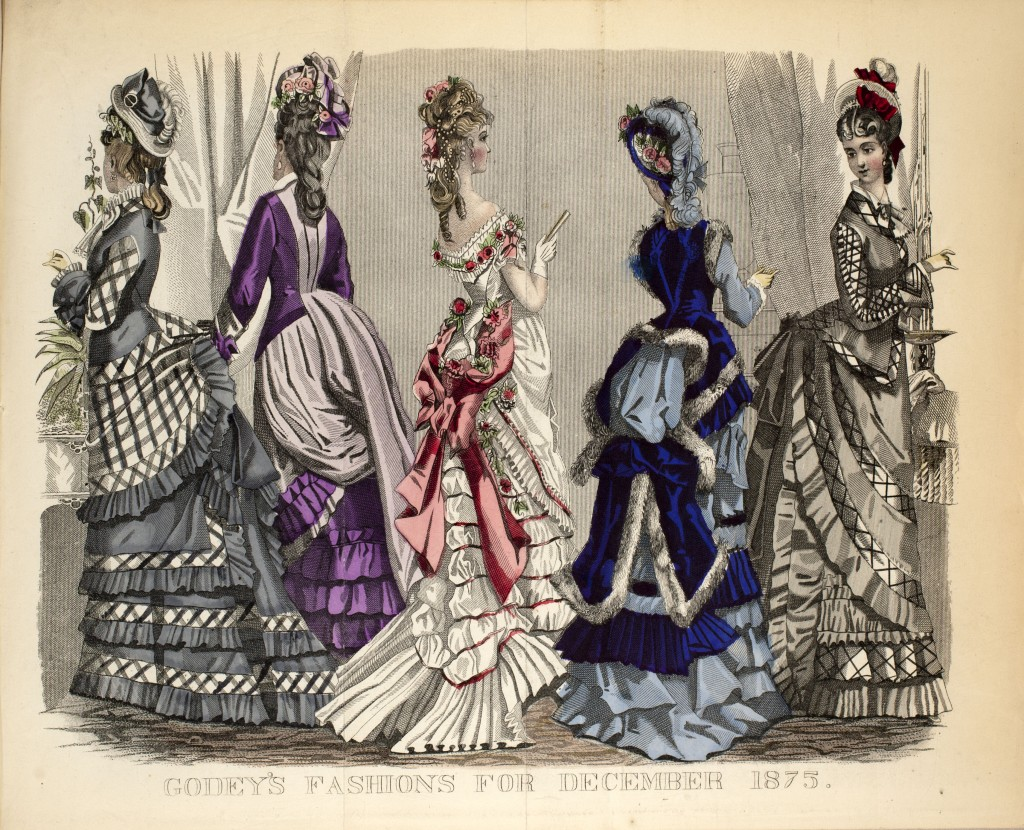 Fashion in the gilded age 20
