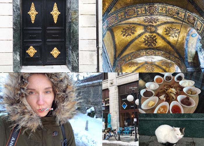 Новый Год в Стамбуле, блоггер Анна Овсий, самостоятельное путешествие в Стамбул
