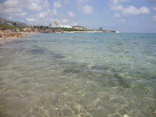 Pure sea water photos -  Vandellòs - l'Hospitalet de l'Infant -Tarragona