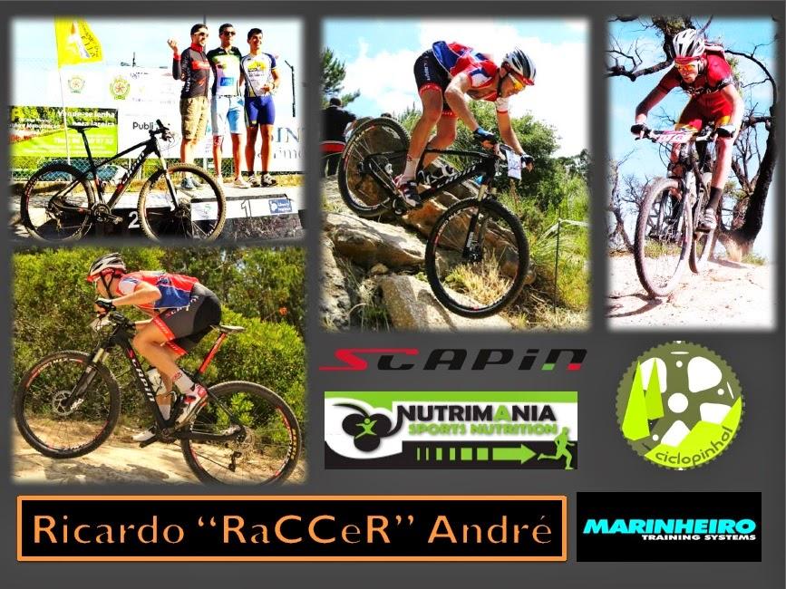 """Ricardo """" RaCCeR """" André"""