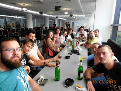 Hai noroc la Craiova Blog Meet