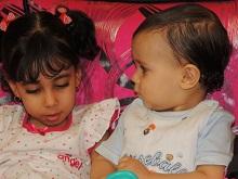 حبيبة وأحمد ( بوبة و ميدو )