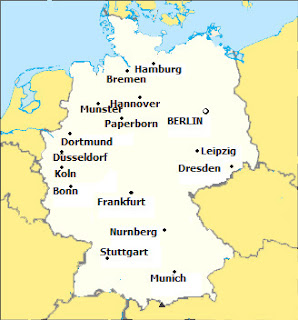Gefmackenziejb Bremen Germany - Germany map bremen