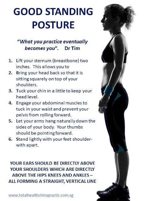 The Classy Woman  U00ae  How To Improve Your Posture