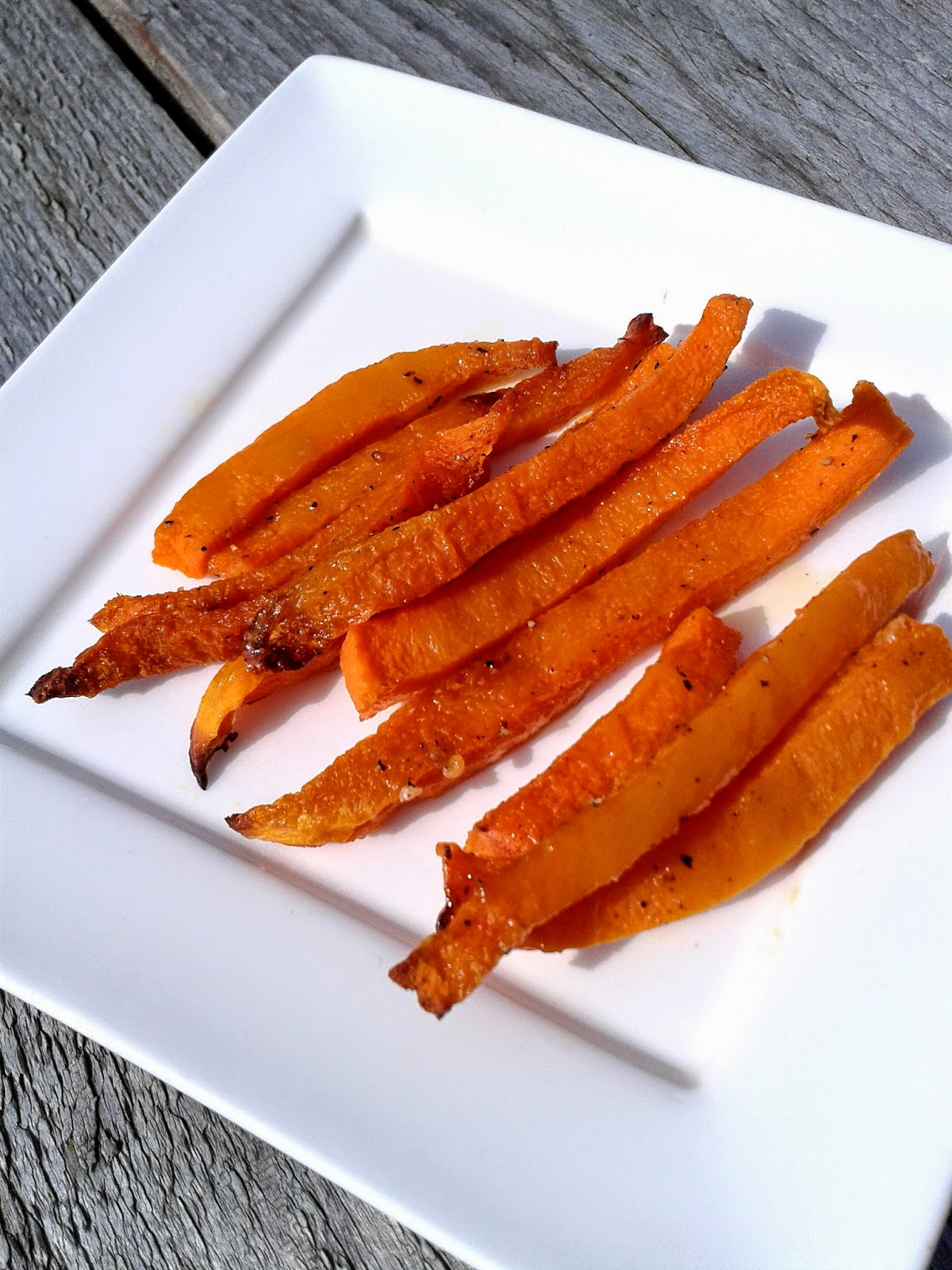 Welcome to Mommyhood Healthy toddler meals: butternut squash fries