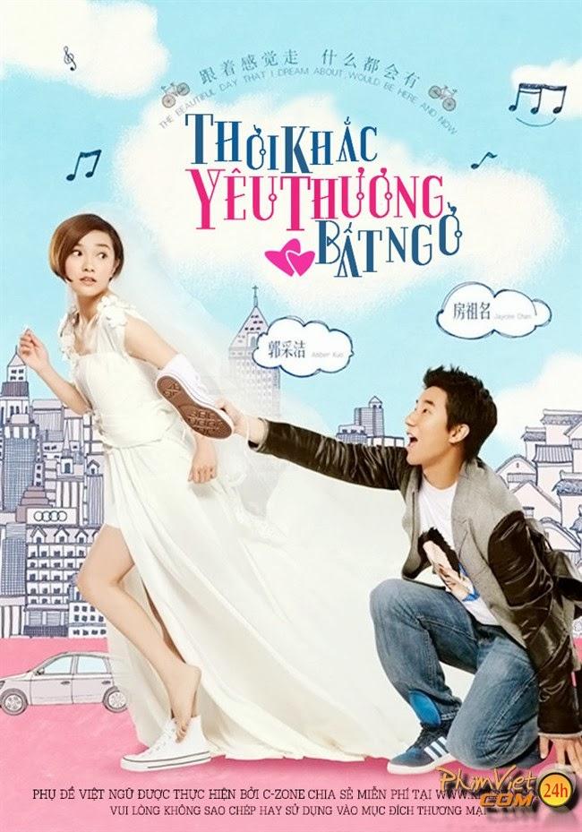 xem phim Thời Khắc Yêu Thương Bất Ngờ - Love Speaks 2013 full hd vietsub online poster
