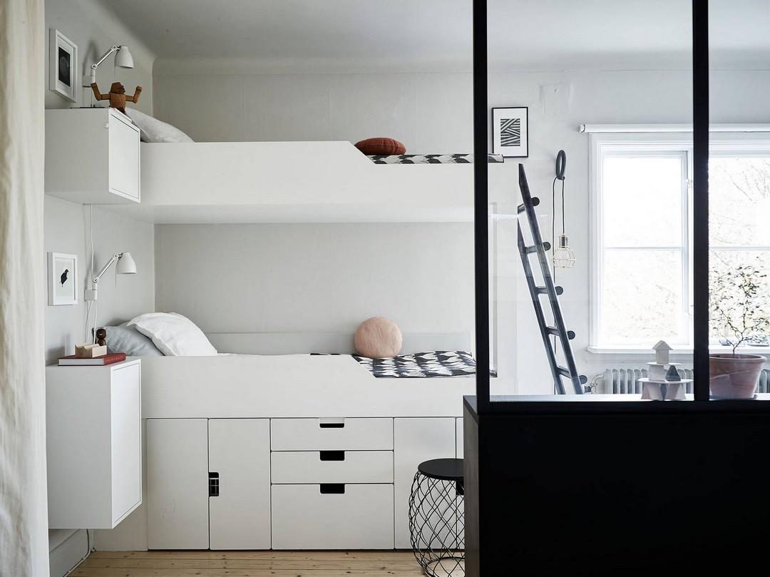 Découvrir l endroit du décor une chambre pour quatre