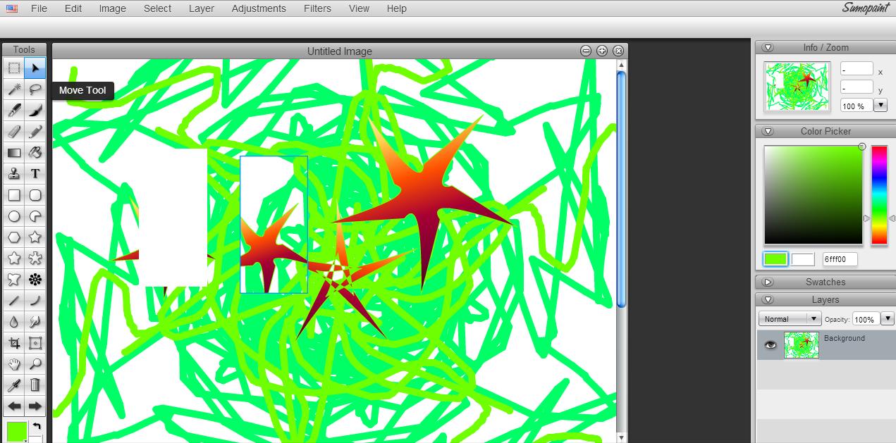 Digital Graphics Software