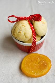 (ciastka pomaranczowe