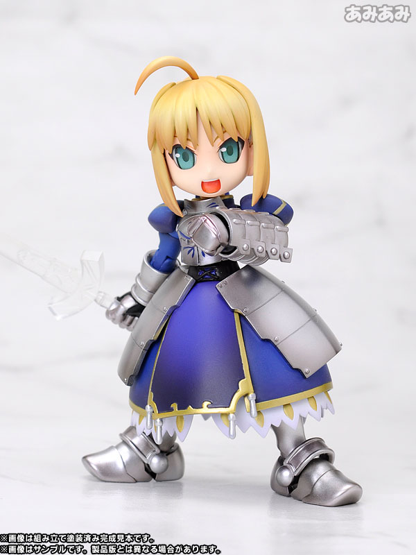 Fatestay night Saber-san