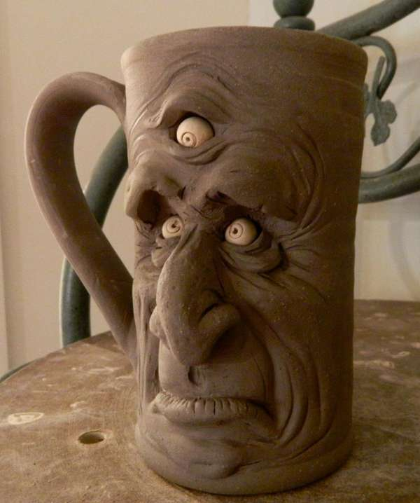 Scary Coffee Mugs The Odd Blogg
