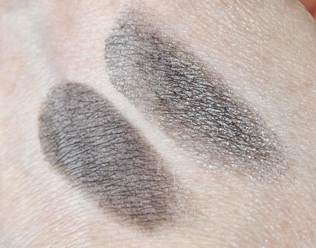 BABOR Super Soft Eyeshadow Duo #20 Dark Grey