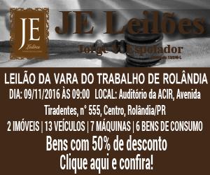 LEILÃO DA VARA DO TRABALHO