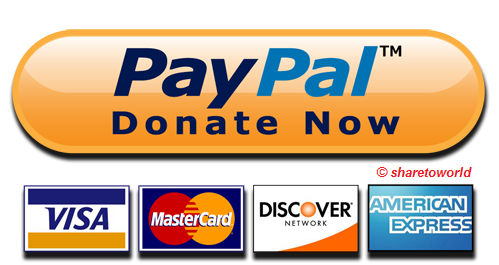 How to Create a PayPal Donate Button in Blogger