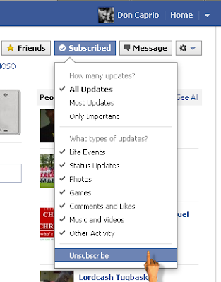 ... To Stop Unwanted Facebook Notifications From Close Friends - Geek NG