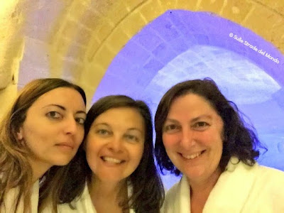 Cristina, ROberta e Simonetta