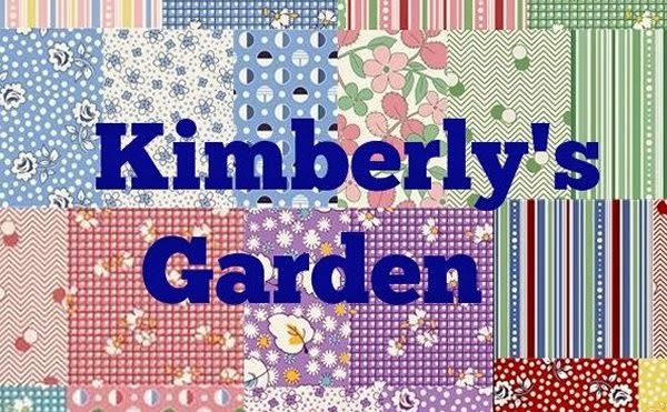 Kimberly's Garden Fabric