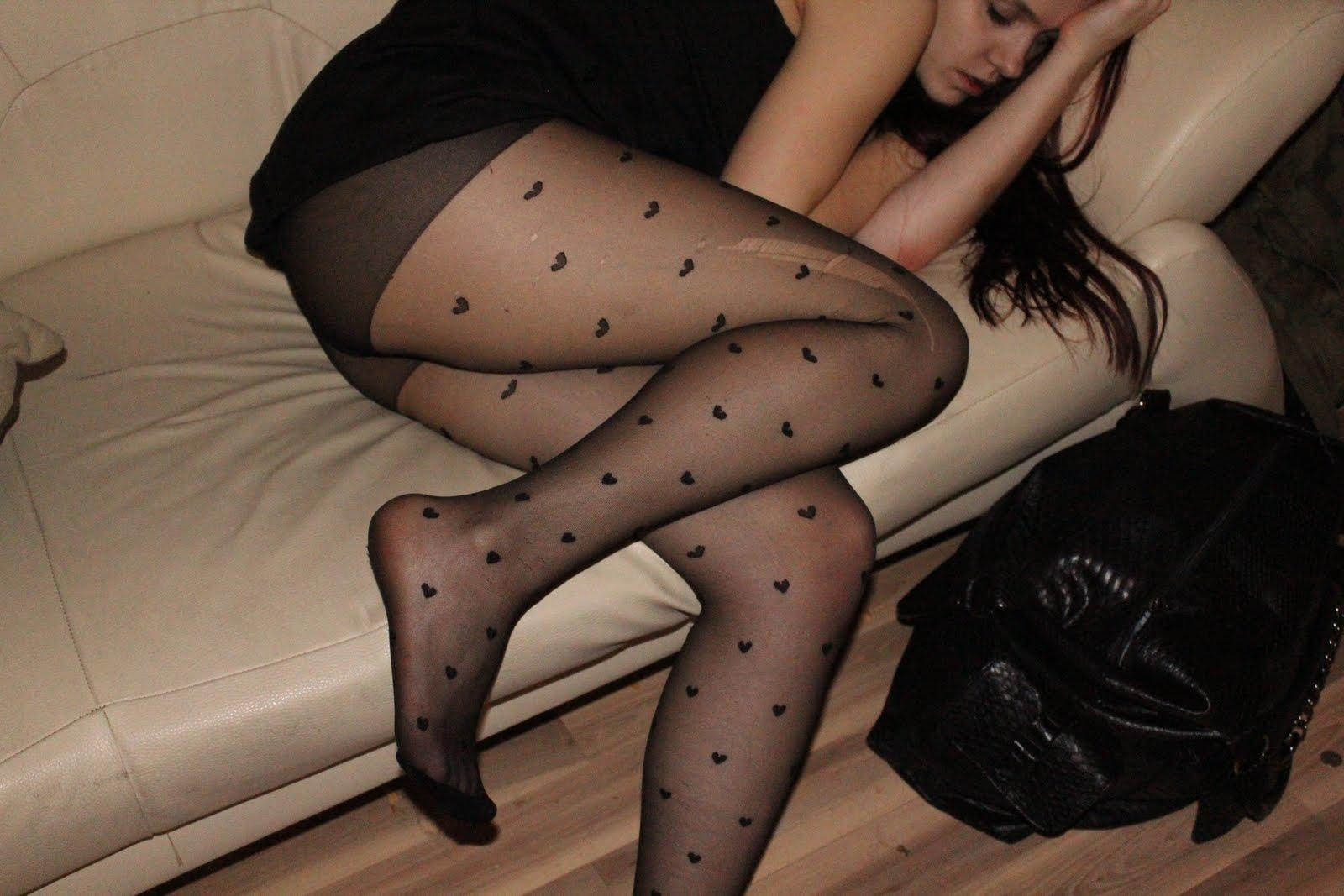 Секс русских частное в чулках, Эротика и порно видео с русскими девушками 2 фотография