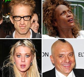 celebrity train wrecks - KILLER CELL
