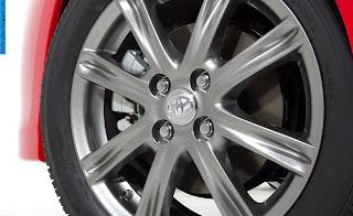 Toyota Yaris car 2013 tyres/wheel - صور اطارات سيارة تويوتا يارس 2013