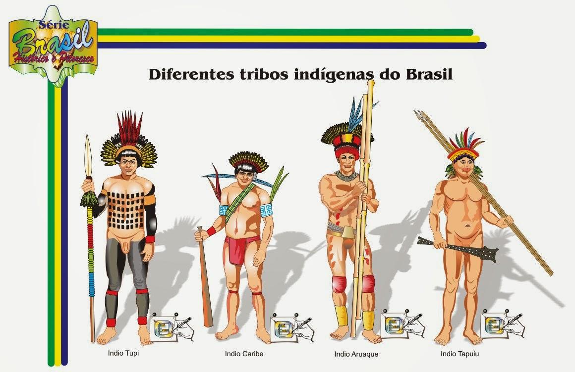 arterocha indios tribos diferentes