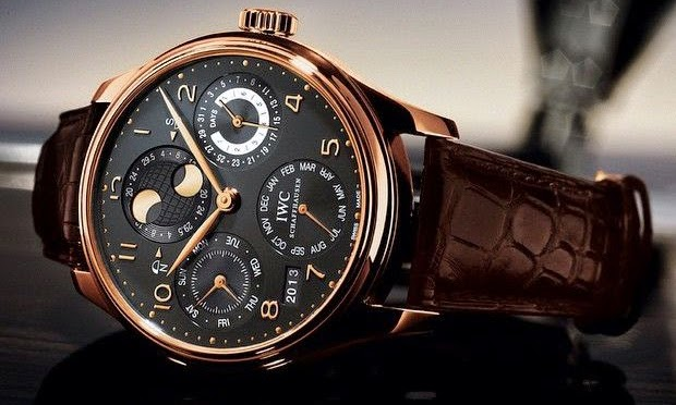 moon phase luxury watch 2015 edition