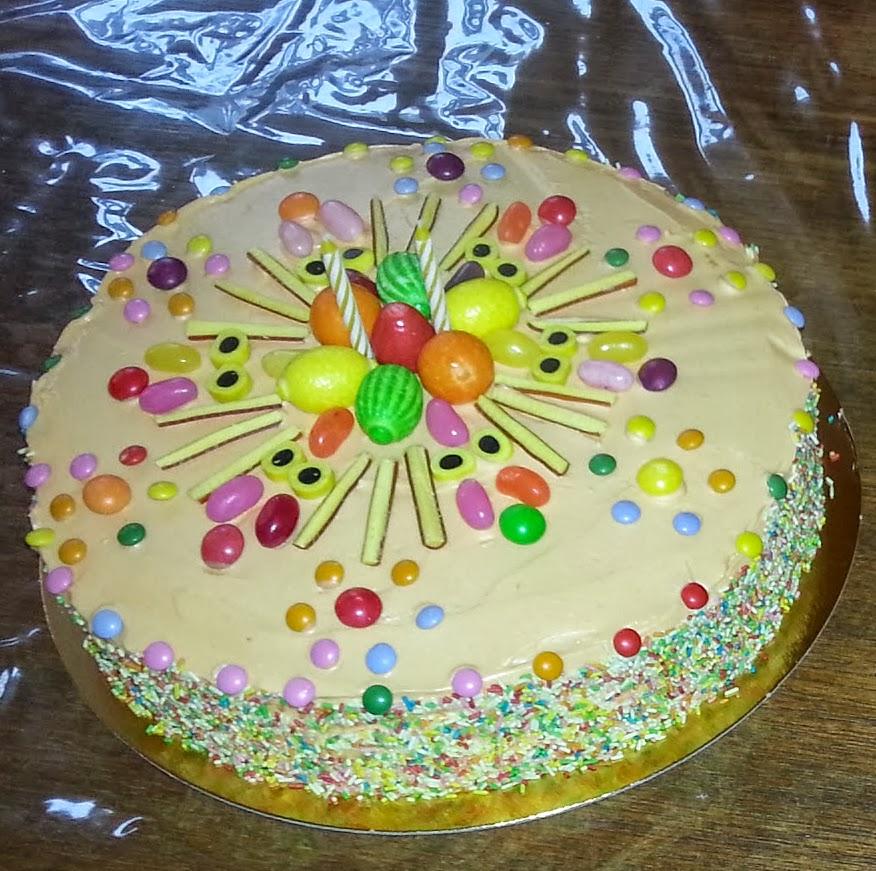 Dellukelling My Birthday Cake History