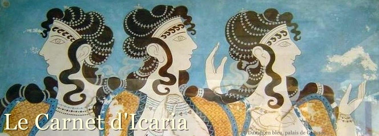 Le carnet d'Icaria