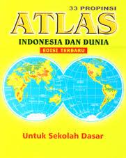 pengertian atlas dan jenis-jenis atlas