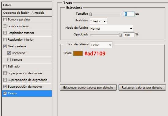 Texto con Estilo de Chocolate y Textura de Galleta 48 by Saltaalavista Blog