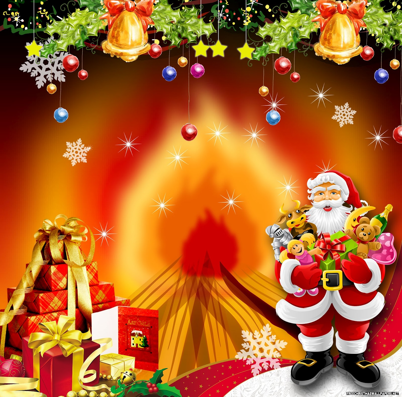 free christmas backgrounds high quality | wallpapers high definition