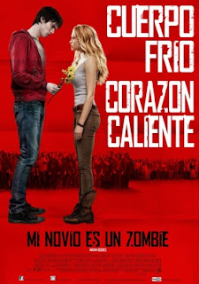 Poster de Mi novio es un Zombie (Warm Bodies) (2013) Online