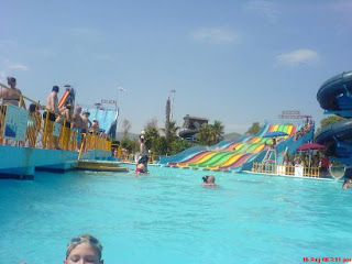Fiesta Water Park Karachi Images