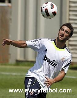 Higuain Volvio A Marcar Real Madrid