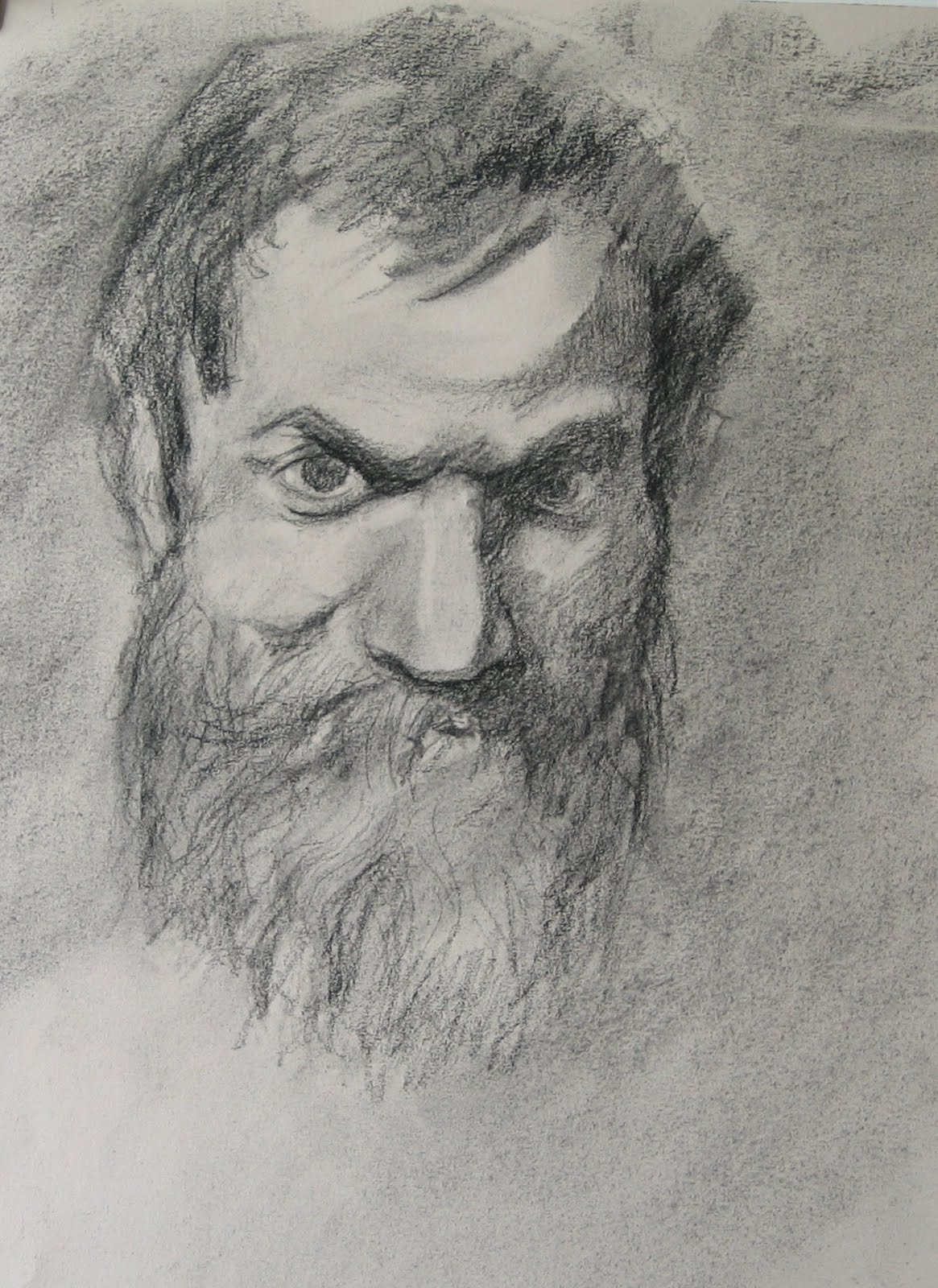 Scribble Drawing Portraits : Random acts of portrait drawing in philadelphia about