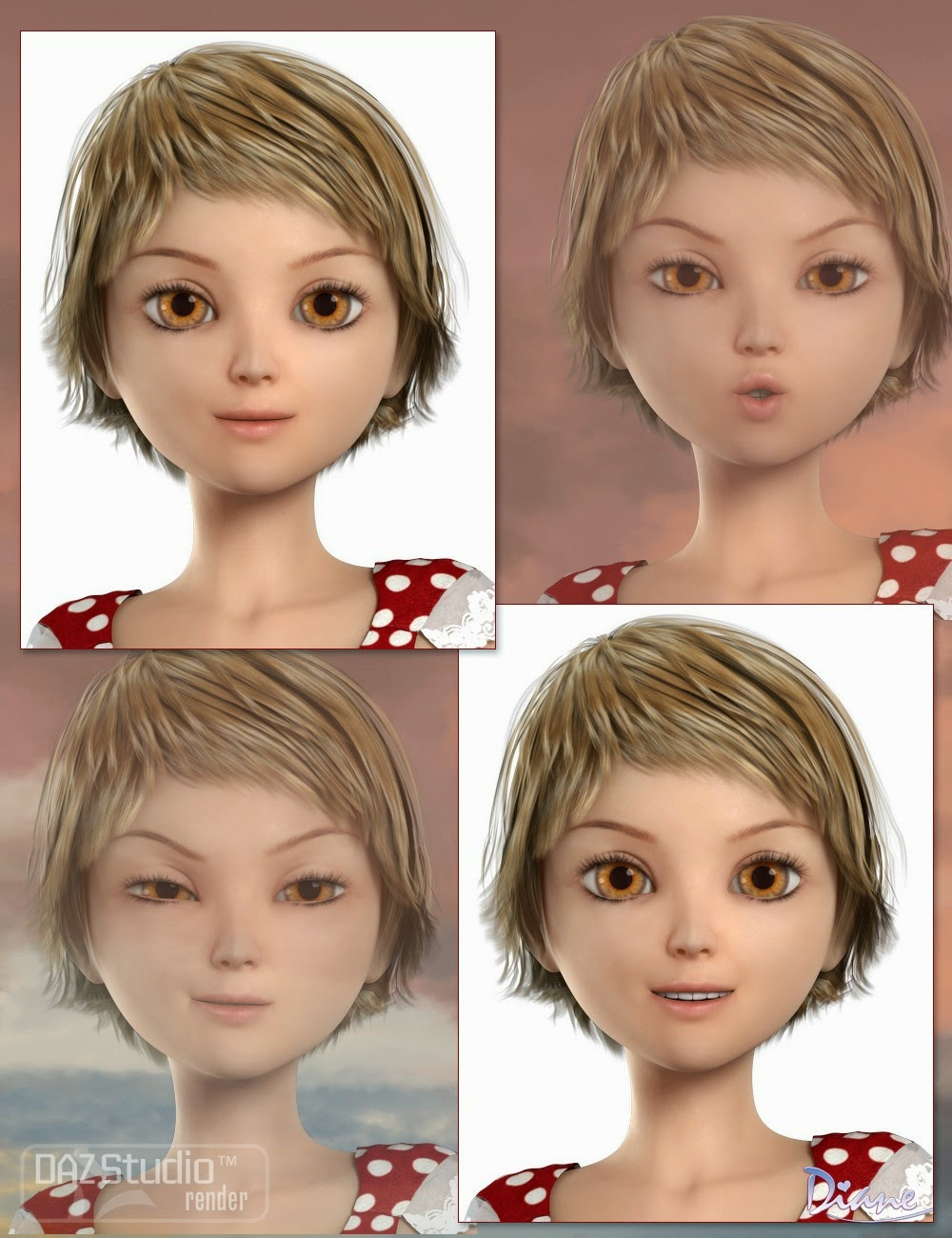 Keiko 6 Expressive