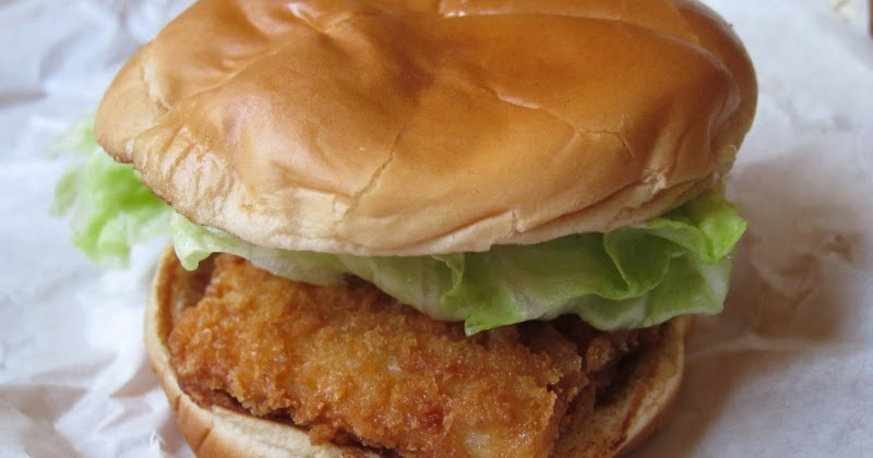 Review wendy 39 s premium fish fillet sandwich brand eating for Arby s fish sandwich 2017